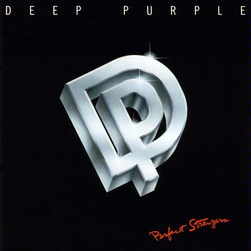 Deep Purple Perfect Strangers cover art
