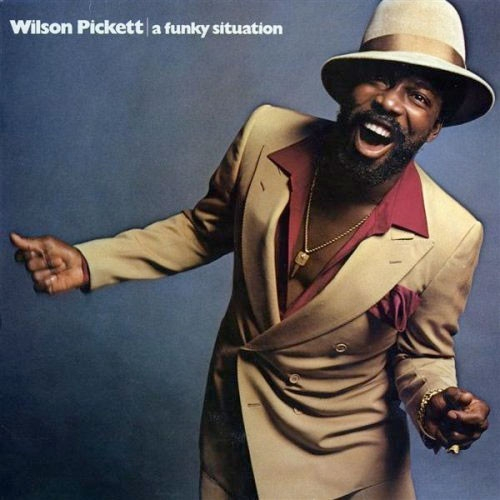 Wilson Pickett A Funky Situation cover art