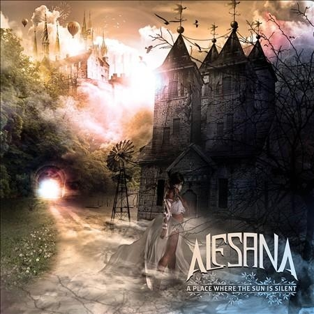Alesana A Place Where the Sun Is Silent cover art