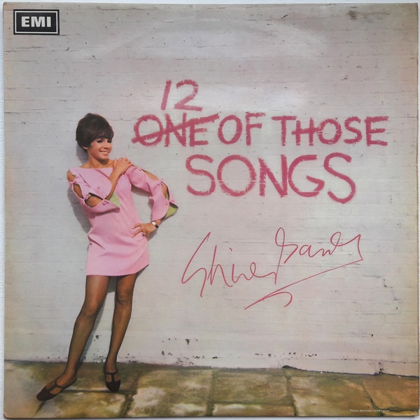 Shirley Bassey 12 of Those Songs cover art