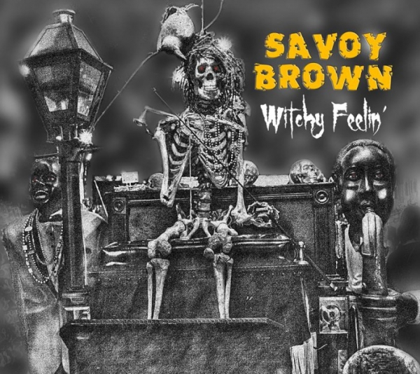 Savoy Brown Witchy Feelin' Cover Art