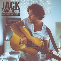 Jack Savoretti Written in Scars cover art
