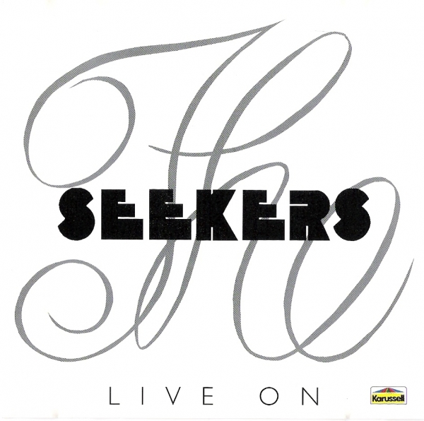 The Seekers Live On cover art