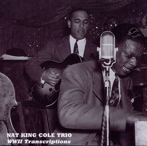 Nat King Cole Broadcast Transcription 1941-1944 cover art