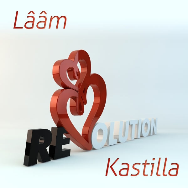 Lââm Featuring Kastilla Révolution Cover Art