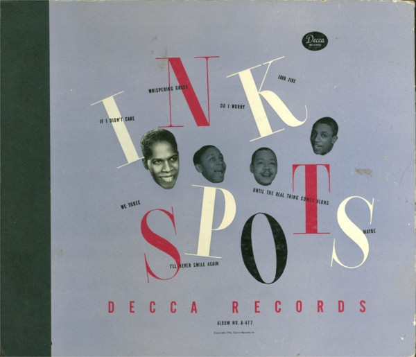 Ink Spots Vol. 1 Cover Art