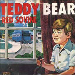 Red Sovine Teddy Bear cover art