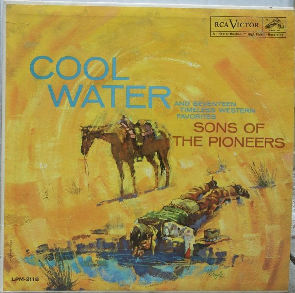 Sons of the Pioneers Cool Water cover art