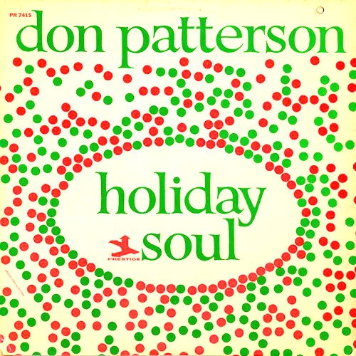 Don Patterson Holiday Soul cover art