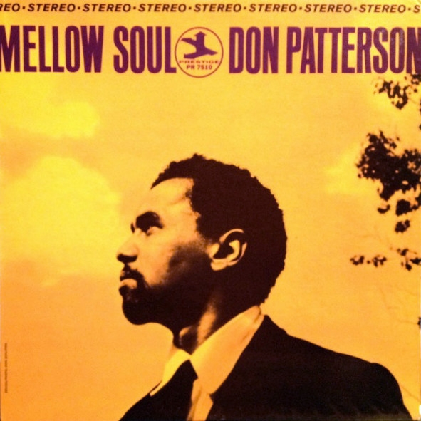 Don Patterson Mellow Soul cover art