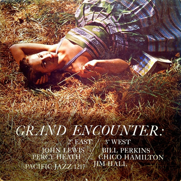 John Lewis/Bill Perkins Grand Encounter Cover Art