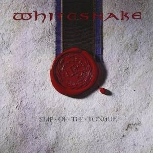 Whitesnake Slip of the Tongue cover art