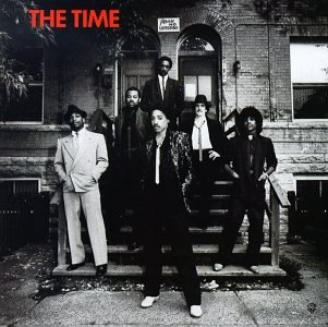 The Time The Time Cover Art
