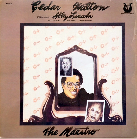 Cedar Walton The Maestro cover art