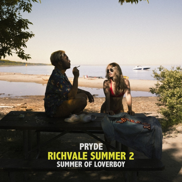 Pryde Richvale Summer 2: Summer of Loverboy Cover Art