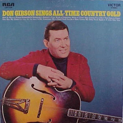 Don Gibson Sings All-Time Country Gold cover art