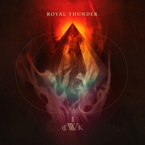 Royal Thunder Wick Cover Art