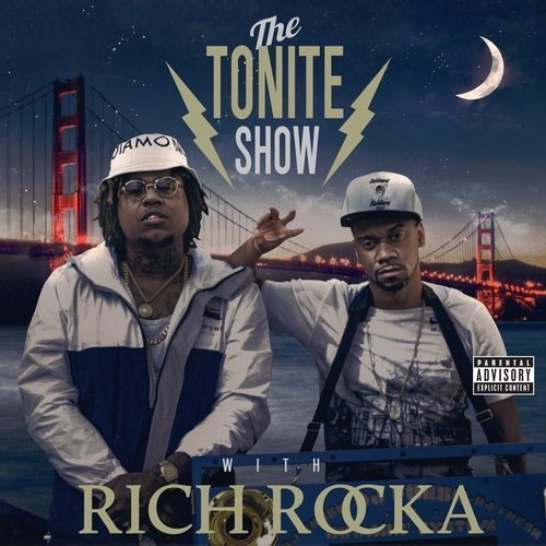 DJ Fresh & Rich Rocka The Tonite Show with Rich Rocka Cover Art