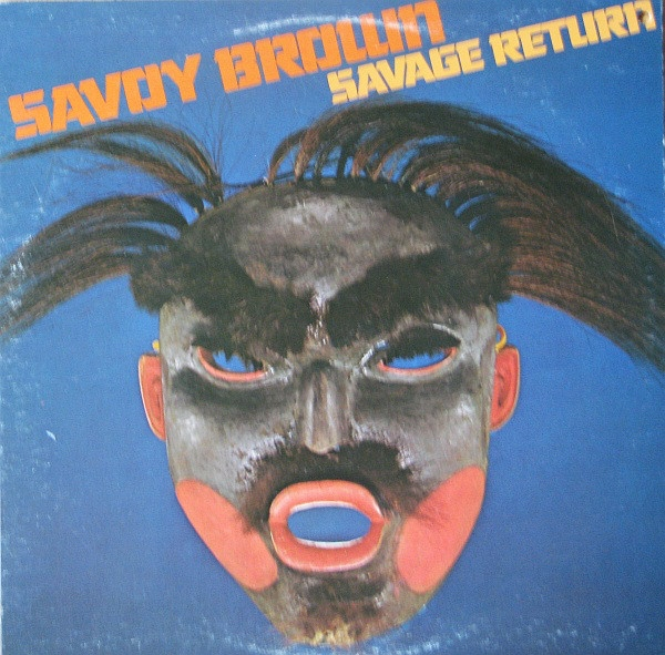 Savoy Brown Savage Return cover art