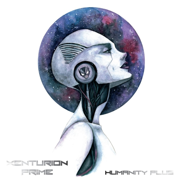 Xenturion Prime Humanity Plus Cover Art