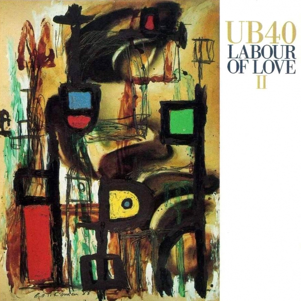 UB40 Labour of Love II Cover Art