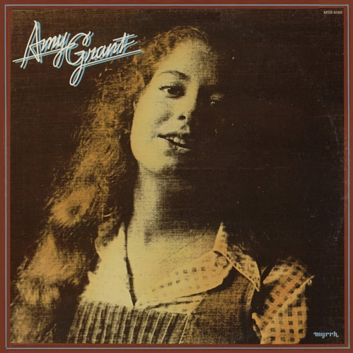 Amy Grant Amy Grant cover art