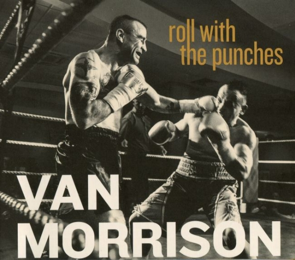 Van Morrison Roll With the Punches Cover Art