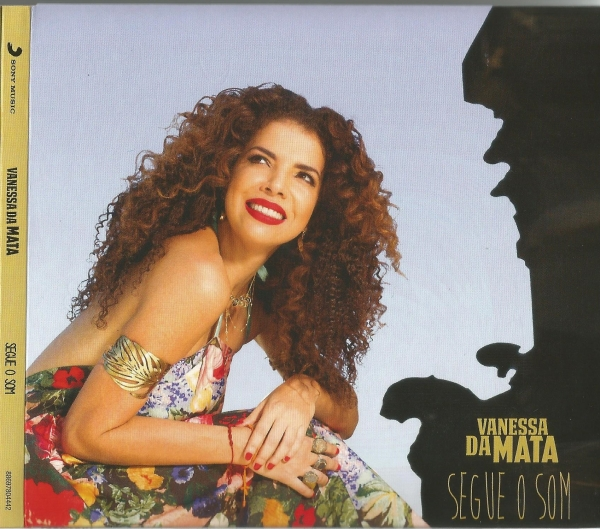 Vanessa da Mata Segue o Som cover art