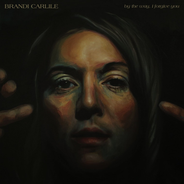 Brandi Carlile By the Way, I Forgive You Cover Art
