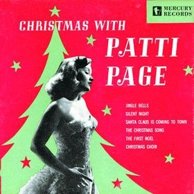Patti Page Christmas with Patti Page Cover Art