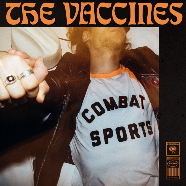 The Vaccines Combat Sports cover art