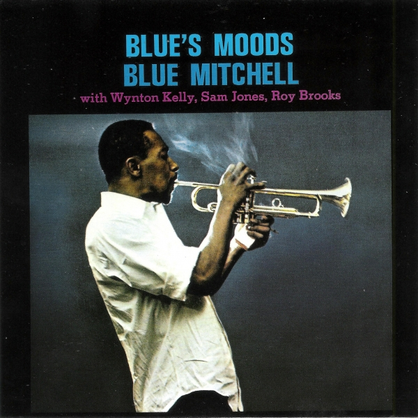 Blue Mitchell Blue's Moods cover art