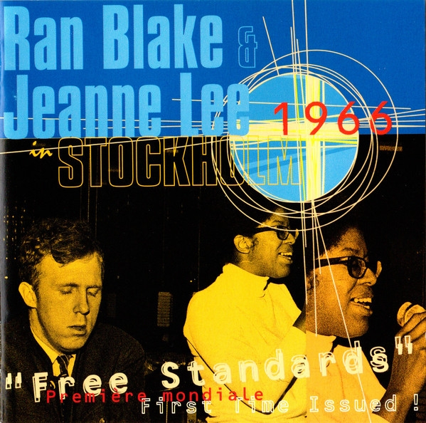 Jeanne Lee Free Standards cover art