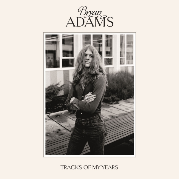 Bryan Adams Tracks of My Years cover art