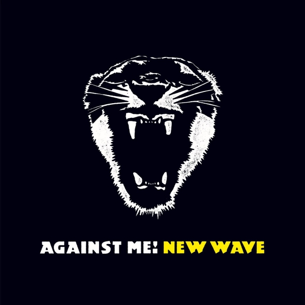 Against Me! New Wave cover art