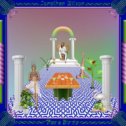 Jonathan Wilson Rare Birds cover art