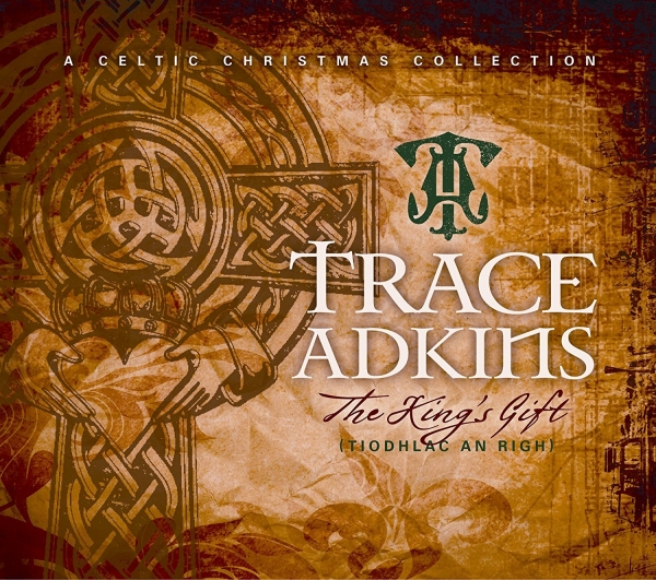 Trace Adkins The King's Gift cover art