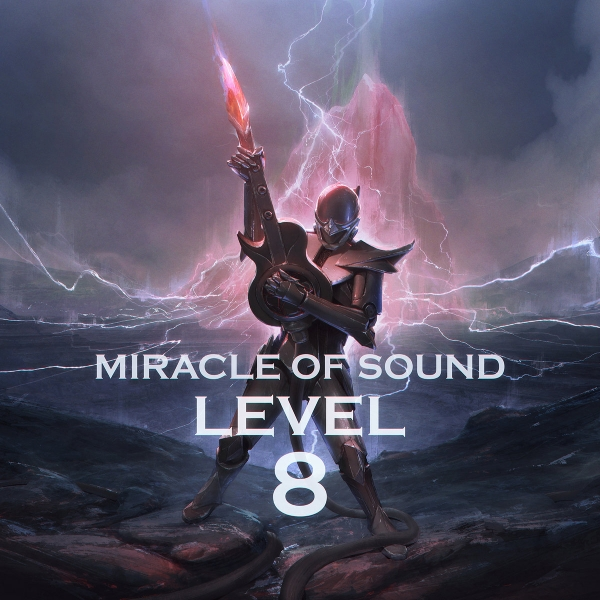 Miracle of Sound Level 8 Cover Art