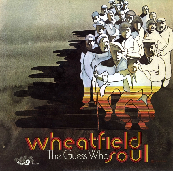 The Guess Who Wheatfield Soul cover art