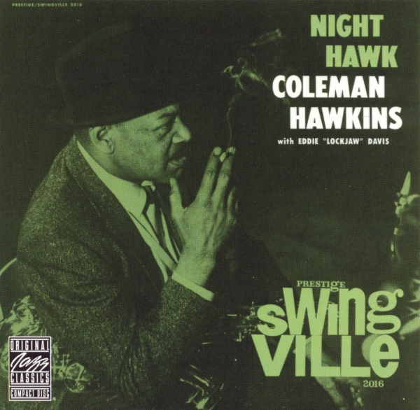Coleman Hawkins Night Hawk cover art