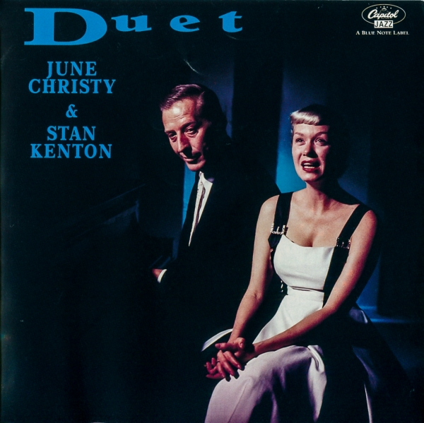 June Christy Duet cover art