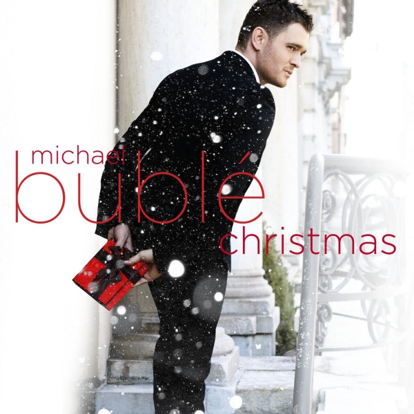 Michael Bublé Christmas cover art