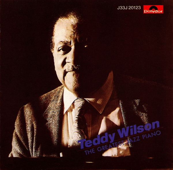 Teddy Wilson The Greatest Jazz Piano cover art