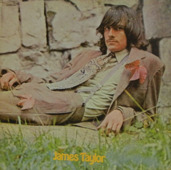 James Taylor James Taylor cover art