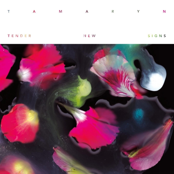 Tamaryn Tender New Signs cover art