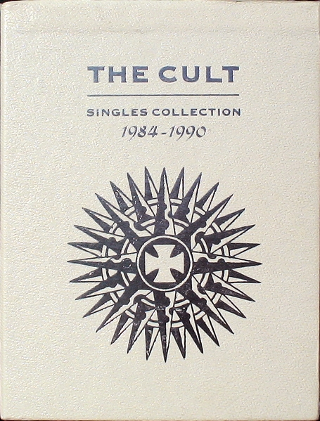 The Cult Singles Collection 1984-1990 cover art
