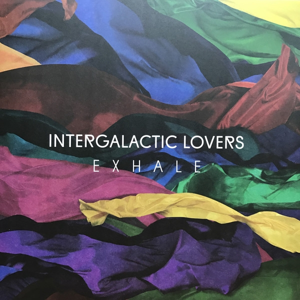 Intergalactic Lovers Exhale Cover Art