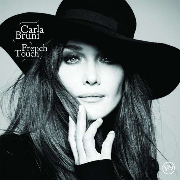 Carla Bruni French Touch cover art