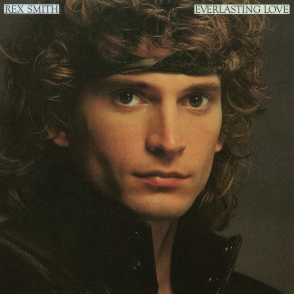 Rex Smith Everlasting Love Cover Art