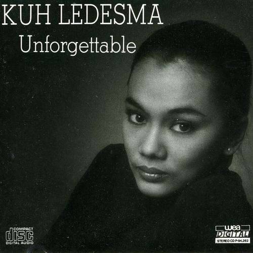 Kuh Ledesma Unforgettable Cover Art